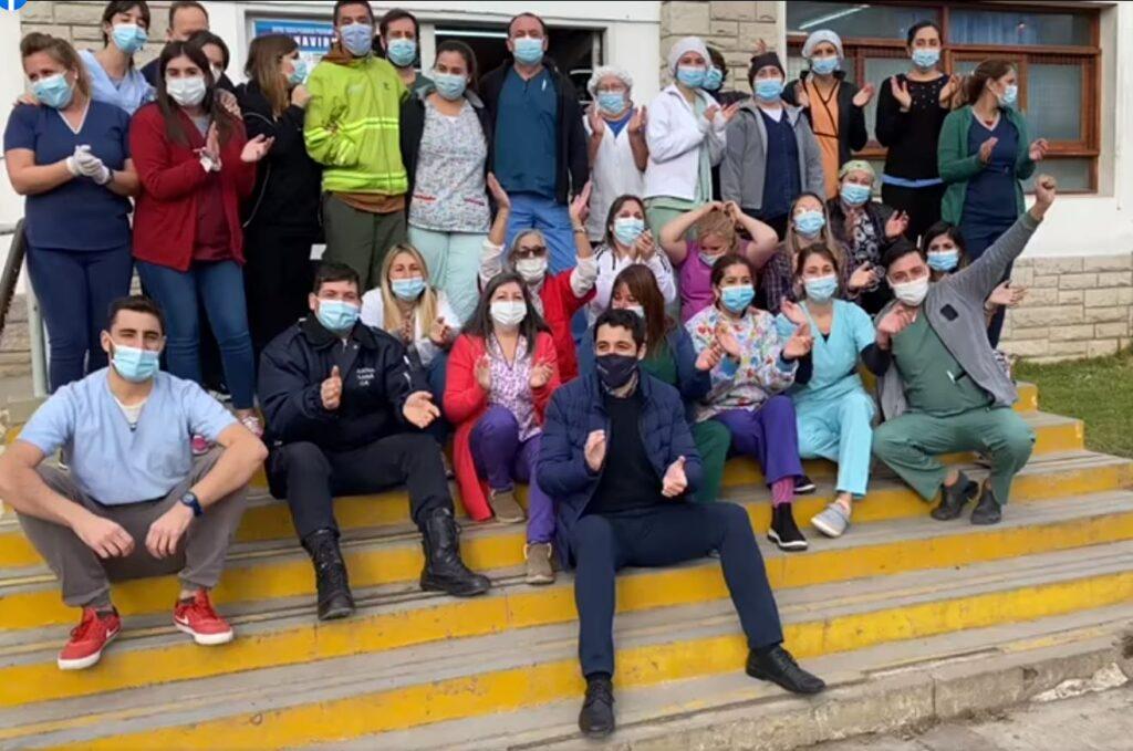 """Hospital de Miramar """"Libre de Covid"""""""